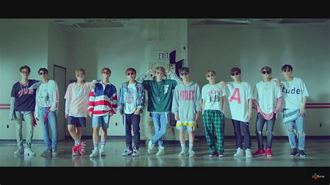 wallpaper hd wanna one wanna one s quot energetic quot becomes most viewed debut mv for