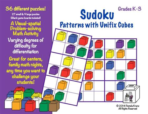 Visual Pattern Games | 17 best images about school math games on pinterest file