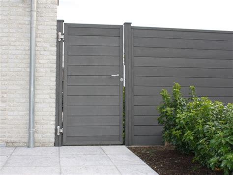 portes de jardin porte 233 cran de jardin anth 1 8m rubrique planchette profil 233