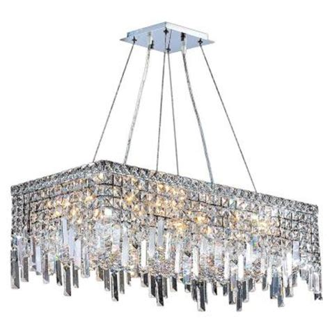 worldwide lighting cascade collection 16 light and