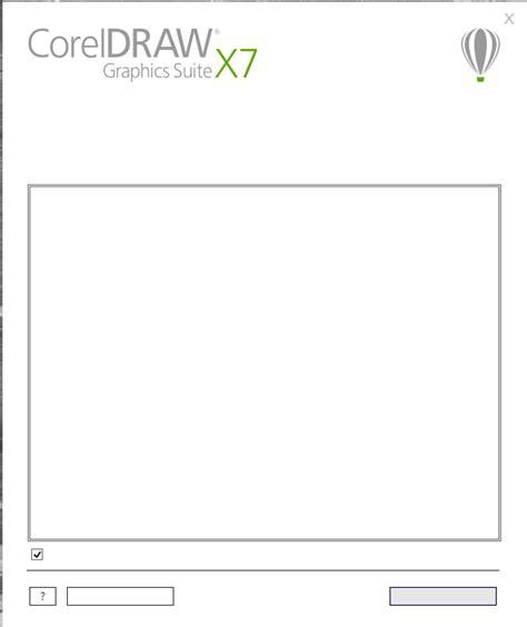 corel draw x7 vgcore dll error c 224 i đặt corel x7 bị lỗi trắng x 243 a khung cửa sổ v 224 not