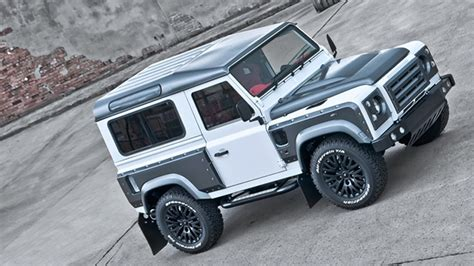 land rover track 2013 land rover defender chelsea wide track fuji white by
