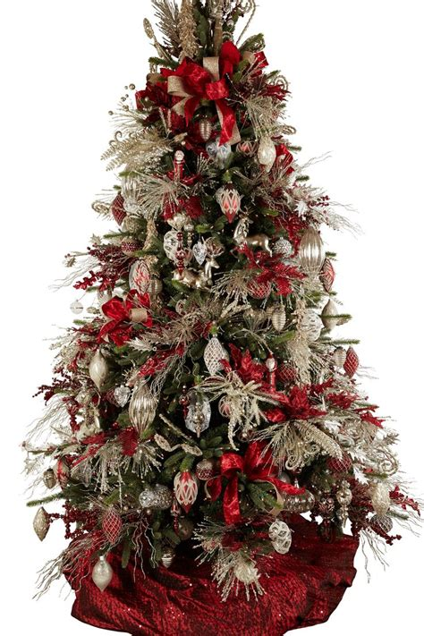 maroon christmas decorations burgundy elegance 2016 designer trees tree
