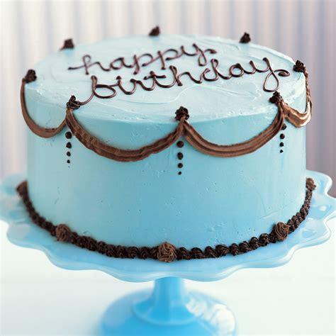 decorate  birthday cake martha stewart