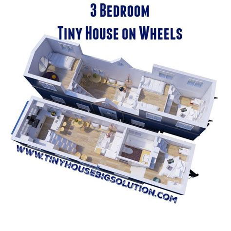 3 bedroom small house 25 best ideas about house on wheels on pinterest tiny