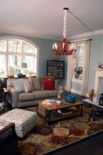 remodelaholic beach themed living room