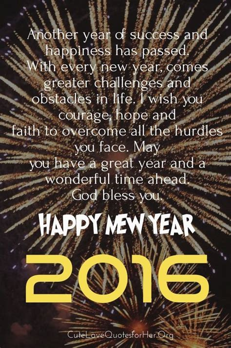 god bless you happy new year 2016 pictures photos and