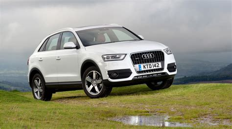 Audi Q3 Fuel Efficiency by Most Efficient Suvs With Petrol Engines Carwow