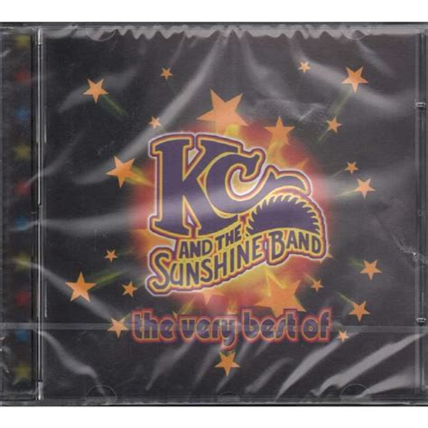 Cd Kc And The Band The Best Of the best of by kc and the band cd with e record