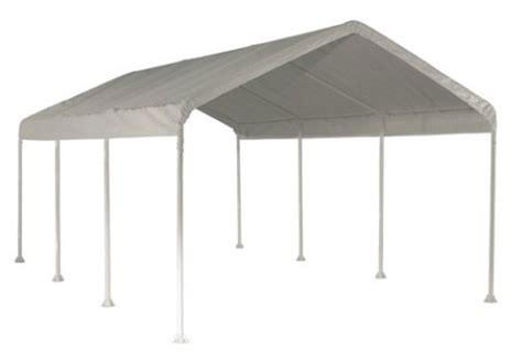10 x 20 outdoor canopy shelterlogic 10 x 20 outdoor shade canopy in canopies
