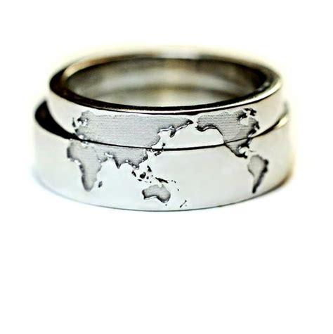 unique wedding rings   unique couple intimate