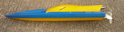 offshore rc gas boats kraken 52 rc gas boat