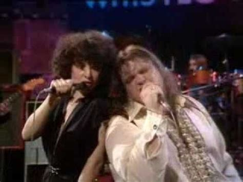 Paradise By The Dashboard Light Meatloaf by Loaf Paradise By The Dashboard Light Live Ogwt