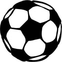 printable pictures of soccer balls cliparts co