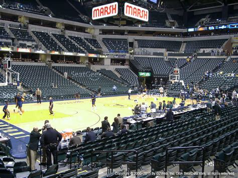 nepa section 101 bankers life fieldhouse seating chart interactive seat