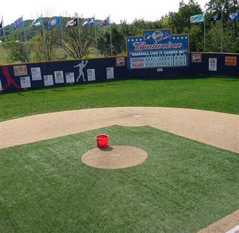 baseball field in backyard 41 best wiffleball fields images on pinterest wiffle