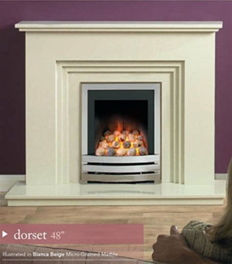 Fireplaces Dorset by Caterham Dorset 48 Quot Fireplace