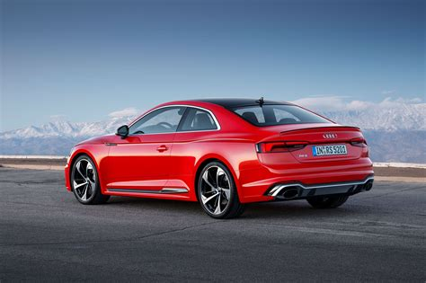 Audi Neu by New Audi Rs5 Revealed Audi Sport Delivers Its Post