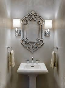 Powder Room Images Gray Powder Room Images
