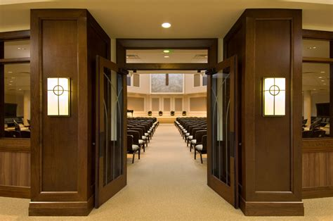 Traditional Home Interior Covenant Presbyterian Church Wegman Design Group