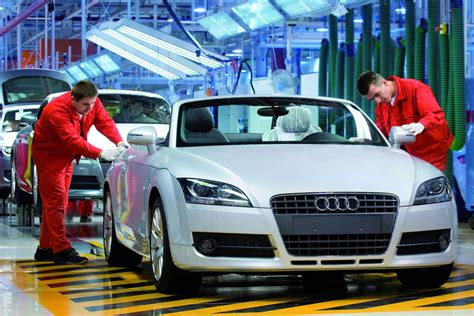 Audi Wants To Build A Factory In The Usa