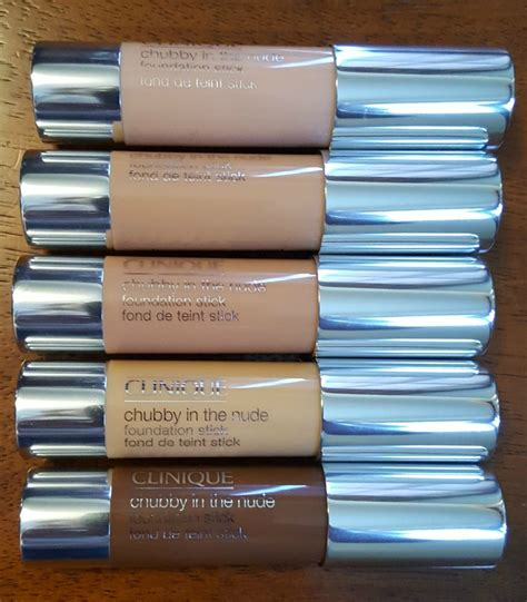 Clinique Stick review swatches clinique in the foundation
