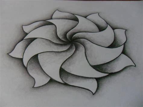 imagenes para dibujar no tan faciles dibujo creatividad formas y efectos dibujo de mandala