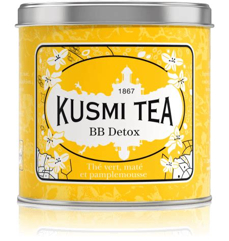Kusmi Detox Tea Review by Bb Detox Kusmi Tea