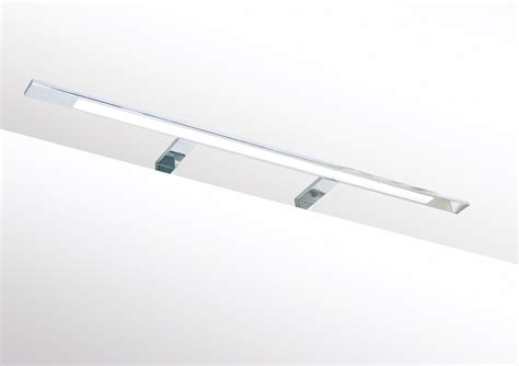 chrome bad beleuchtung led spiegelleuchte chrom is020 740a 72xsmd3014