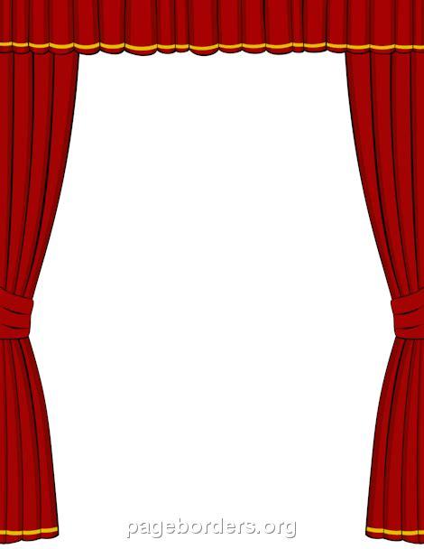 cornici publisher curtain border bordi e cornici border