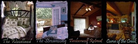 Timberwolf Creek Bed Breakfast by Maggie Valley Bed And Breakfast Smoky Mountain Weddings