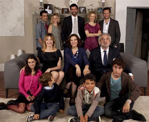 casa famiglia fiction una grande famiglia 2 i personaggi della fiction di rai1