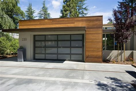stylish garage doors