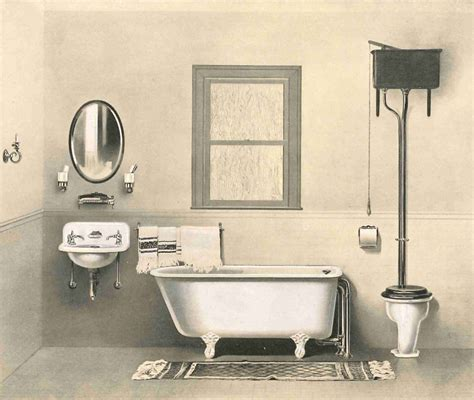 History Of Bathrooms by The History Of The Toilet House House