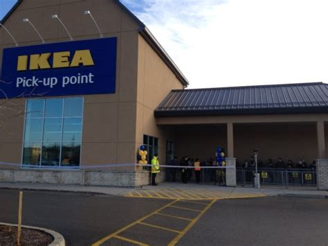 ikea pickup in store ikea pick up and order point opens in london ctv london news