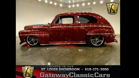 Doctor After Car 2 by 1947 Ford 2 Dr Sedan Gateway Classic Cars St Louis Mo