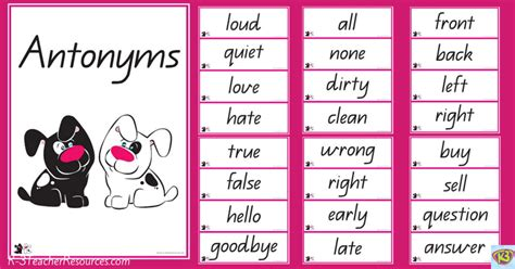 theme day synonym 40 antonyms or opposites