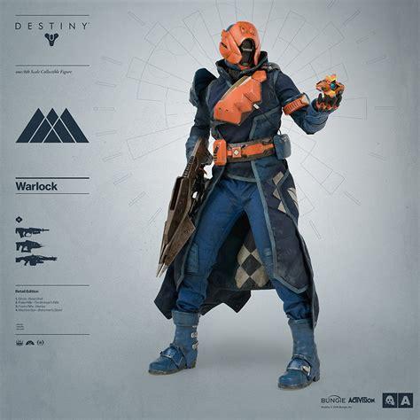figure 3a 3a destiny warlock figures the awesomer