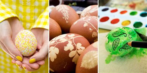 decorating easter eggs 15 creative ways to decorate easter eggs bored panda
