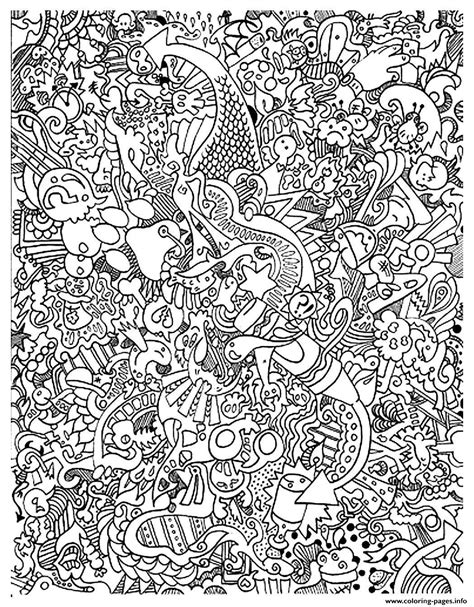 doodle c doodle doodling 15 coloring pages printable