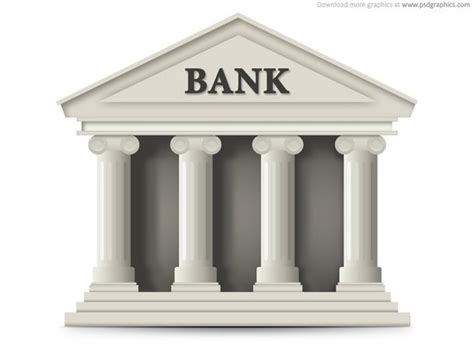 bank psd bank building icon psd vector images 365psd