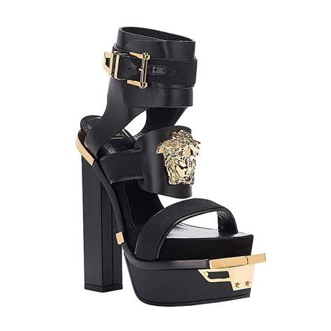 versace sandals sale new versace quot idol quot platform sandals 36 for sale at 1stdibs