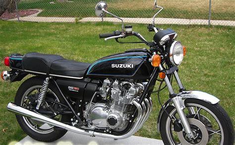 1979 Suzuki Gs 1979 Suzuki Gs 750 Prestigious Motorcycles