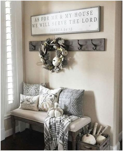 how to decorate a foyer in a home 10 chic ways to decorate your entryway wall