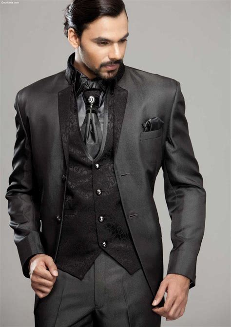 wholesale 2016 charcoal mens tuxedo jacket groom tuxedos