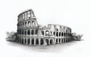 How to draw colosseum page 2