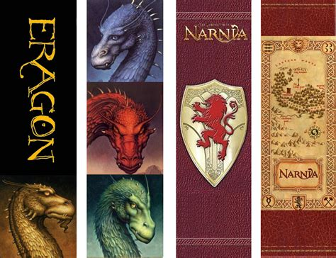 Printable Eragon Bookmark | narnia and eragon bookmarks by decat on deviantart