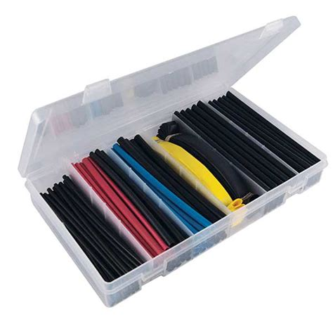 rainbow heat shrink kit 106 pcs
