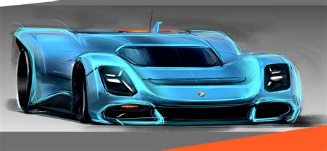 porsche 917 concept porsche 917 gets a befitting tribute for all its