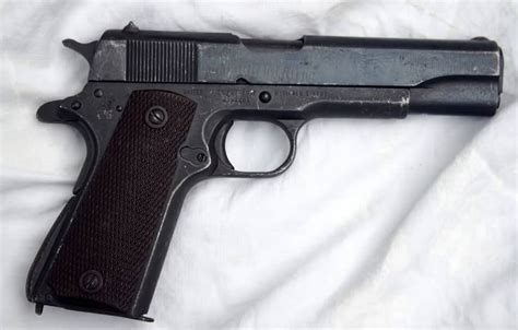deactivated wwii usa colt 1911a1